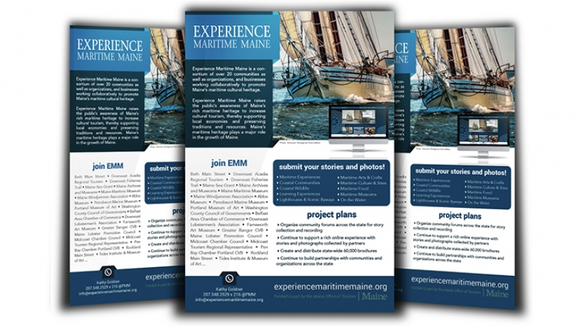 Experience Maritime Maine Unveiled at 2015 Governor's Conference on Tourism