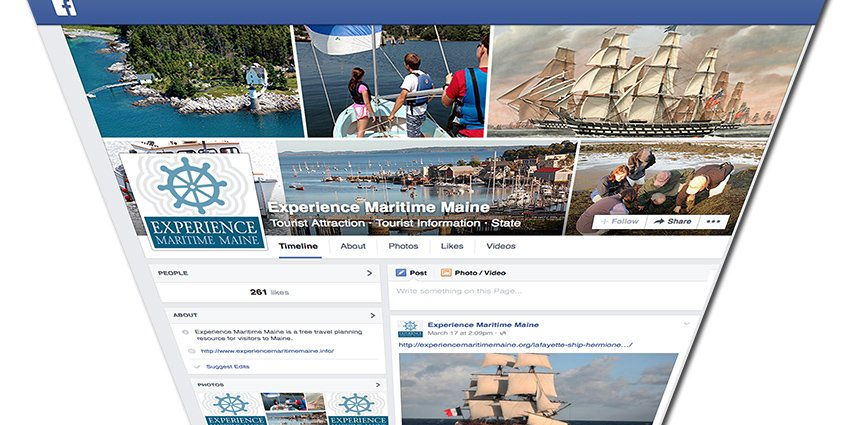 Experience Maritime Maine Facebook
