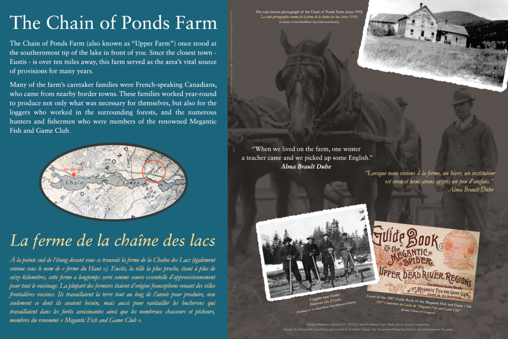 Maine-Interpretive-Panel-Chain-of-Ponds-Farm