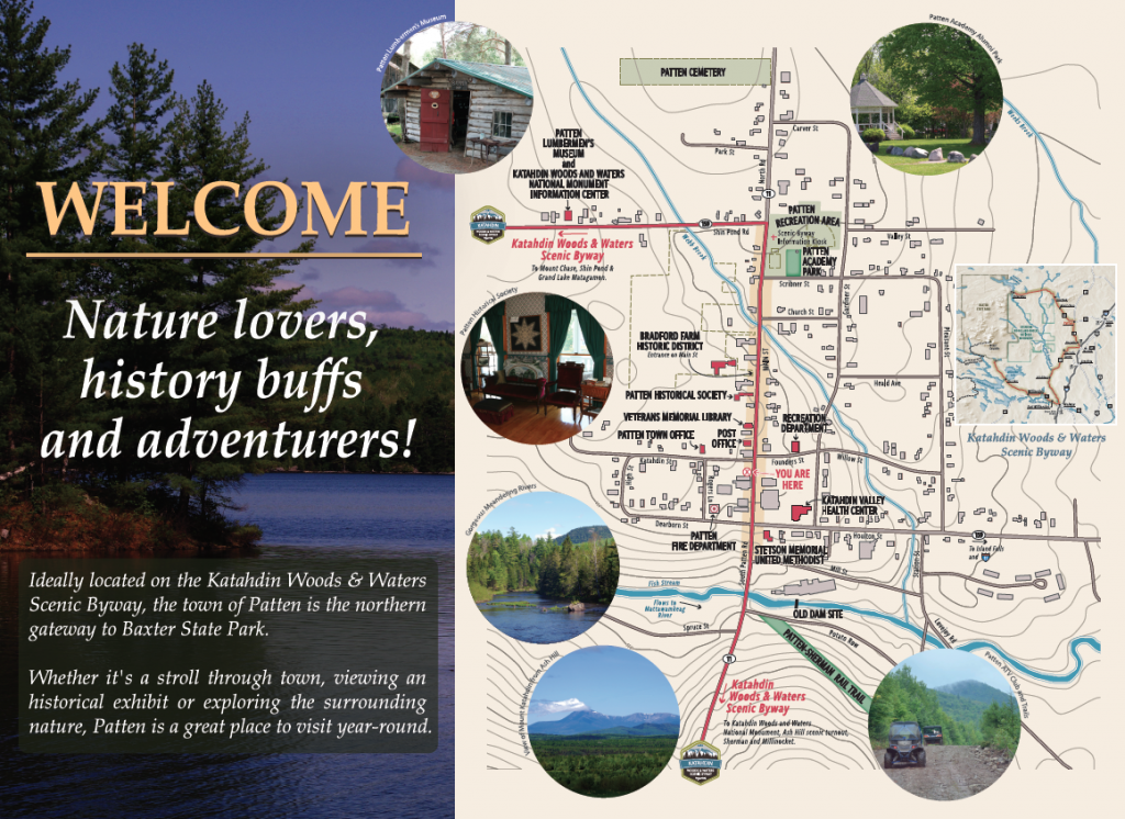Welcome-to-Patten-Interpretive-Panels-Maine